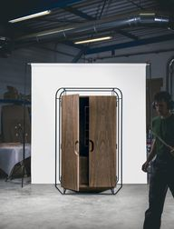 Exo Cabinet by Grego