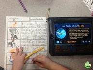 Writing Animal Facts