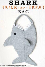 Tutorial: Shark bag