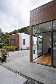 contemporary exterio