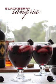 Blackberry Sangria R