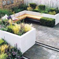 planters / bench com