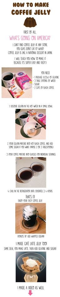 How to make coffee j
