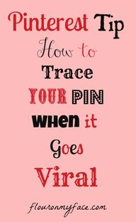 Pinterest Tip: How T