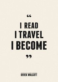 Read. Travel. Become