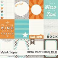 Family Man: Journal