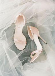 Heels in dusky pink