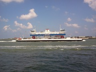 Ferry from Bolivar P