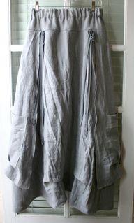 Women's Linen Clothi
