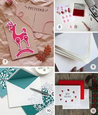 DIY Christmas Card i