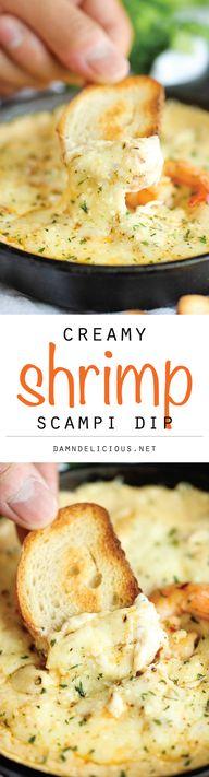 Shrimp Scampi Dip -