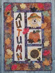 Autumn Whimsey Quilt