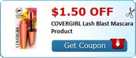 $1.50 off COVERGIRL