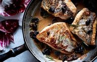Black Bass with Warm