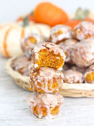 Baked Pumpkin Fritte