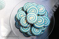 Swirled Sugar Cookie