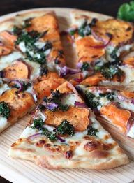 Sweet Potato Kale Pi