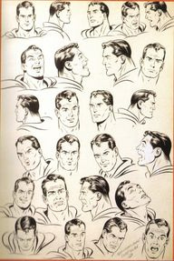 Great model sheet of