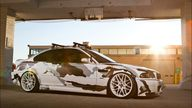 BMW M3, pic from www