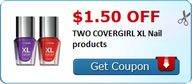 $1.50 off TWO COVERG