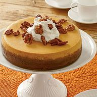 Pumpkin Cheesecake |