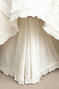 Rivulets Bedskirt -