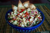 {Recipe} Apple Salsa