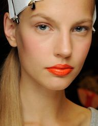 ROS.E.: Orange Lipst