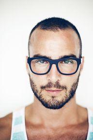 nice glasses #men //