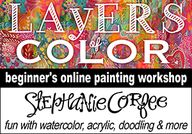 Layers of Color by S