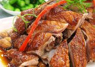 Grilled Duck ( Vịt N