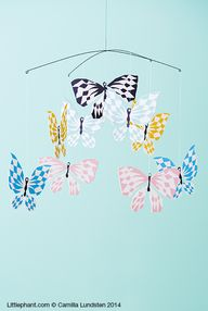 Littlephant Butterfl