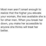 most men...