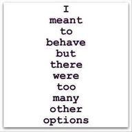 There are always opt