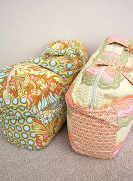 Duffle Bag tutorial