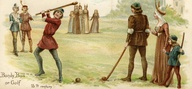 Early history Golf