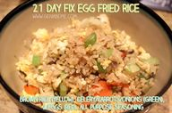21 Day Fix Recipe Eg