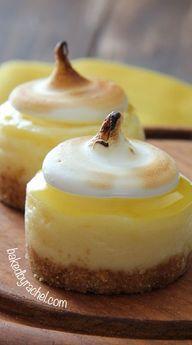 Mini Lemon Meringue