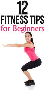 12 Simple Fitness Ti...