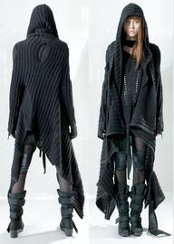 Futuristic fashion.