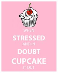 ♥ CUPCAKE FUNNY QUOT