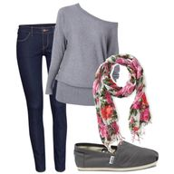 """""""Casual Fall Outfit"""""""