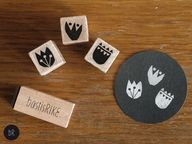 MINI rubber stamp se
