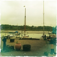 Boats at Wivenhoe