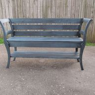 Double Chair Bench h