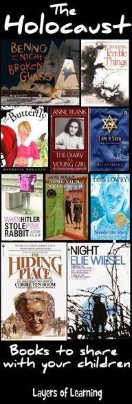 Holocaust books to s
