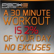 P90X3 is now availab