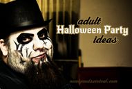 Adult Halloween part