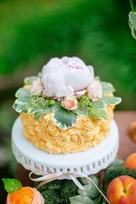 Sweet Peach Wedding