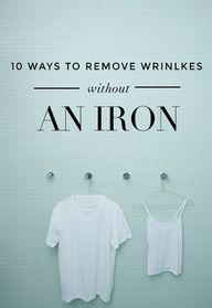 10 ways to get wrink